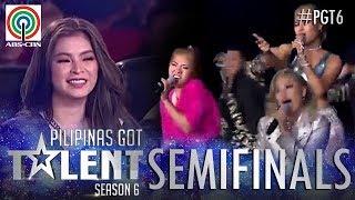 Pilipinas Got Talent 2018 Semifinals: Maka Girls - Sing