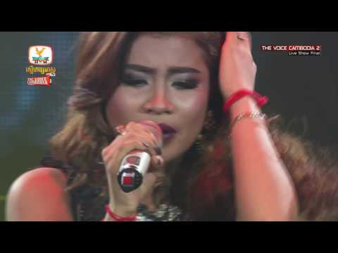 The Voice Cambodia - Chhin Rathanak - Live Show Final 19 June 2016