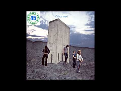 THE WHO - BARGAIN - Who's Next (1971) HiDef