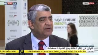 عبد الجليل: التوازن يعزز التنمية المستدامة
