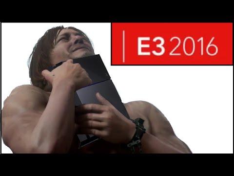 Sony vs Microsoft E3 2016. Sony Had The Better Games. Microsoft had The Better Presentation.