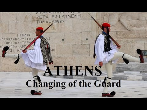 Part 1 Greece Athens (Atina Yunanistan)