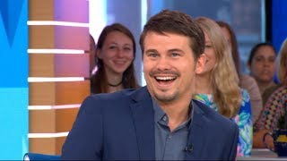 Jason Ritter dishes on dad John Ritter and new show,