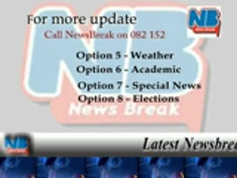 NewsBreak11am   27 March 2012