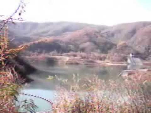 バイクツーリング~青森の風景(下湯ダム)