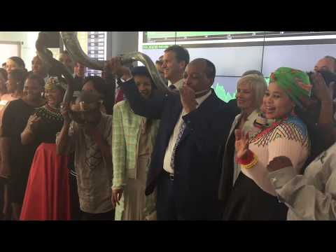 Motsepe's vision comes to life as ARC lnvestments makes JSE debut MP3
