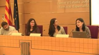 Treball amb la xarxa comunitària des d'un servei social especialitzat. M.Jiménez i S.Aguilar