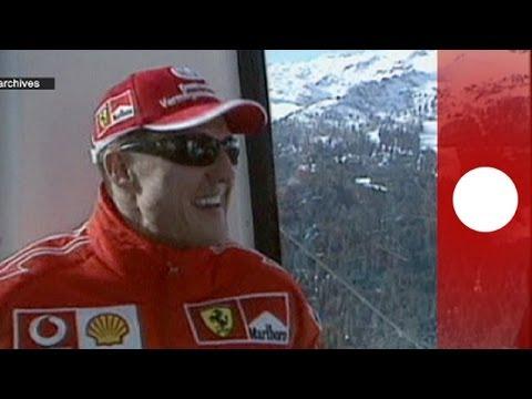Schumacher - Pressekonferenz zu Gesundheitszustand - LIVE Aufnahme