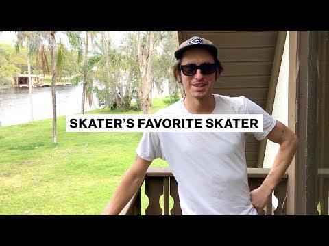 Skater's Favorite Skater: Leo Romero