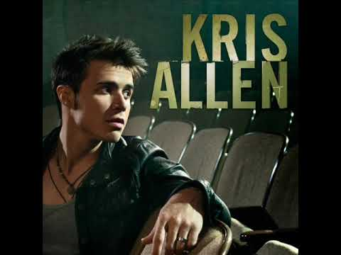 Kris Allen - Written All Over My Face
