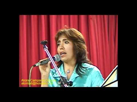Alcira Campana Cajigas - Ha Nacido el Niño en los Andes - Villancico - Música