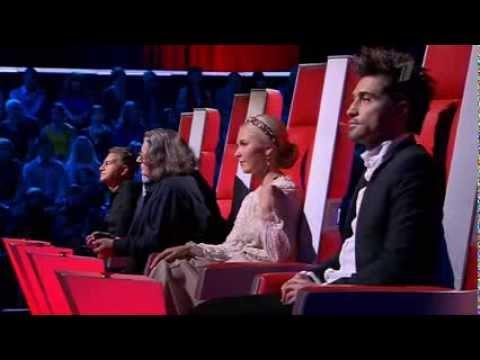 Лучших выступлений российской версии шоу «Голос»