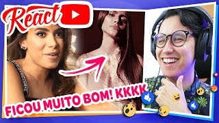 download musica React Anitta Analisa CLEO - Jungle Kid Diogo Paródias