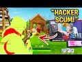 HACKERS WHO OWNED Fortnite Streamers! (Tfue, Ninja, Cizzorz)