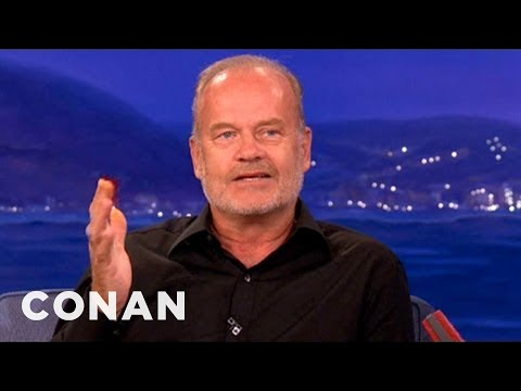 "Kelsey Grammer On Playing Sideshow Bob On ""The Simpsons"" - CONAN on TBS"