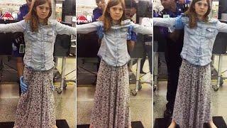 TSA Harasses Little Girl For Dangerous Capri Sun