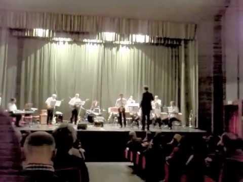 Scuola Monk @ Jazzin' Vicenza 23/03/2012