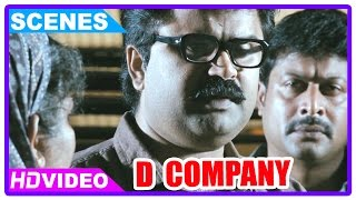 Cocktail - D Company Malayalam Movie - Anoop Menon lets go of a suspect