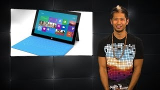 Apple Byte - Microsoft Surface takes on the iPad