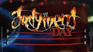 WWE GM Mode - Full Judgment Day PPV LIVE!