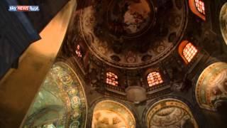 رافينا الإيطالية.. متحف آثار مفتوح
