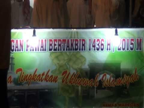 Takbiran 1436 H REMAS(Remaja Masjid) MADEGAN Sampang
