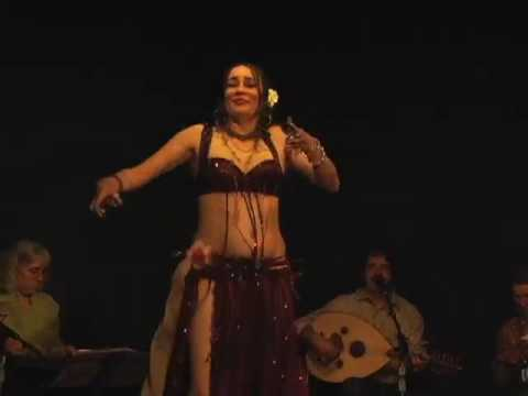 Belly dance by Nanna Candelaria part 1
