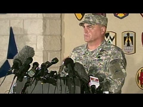 Watch Heartbroken Video: 4 Dead At Fort Hood, 3 Victims Plus Iraqi Gunman Killed