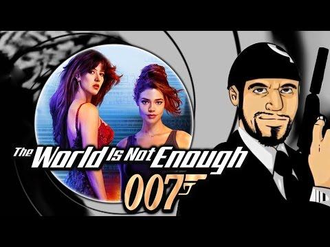 007 The World Is Not Enough - Matt's Sexy Bond-a-thon video