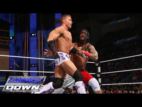 Jey Uso Vs. Tyson Kidd: Smackdown, January 29, 2015 video