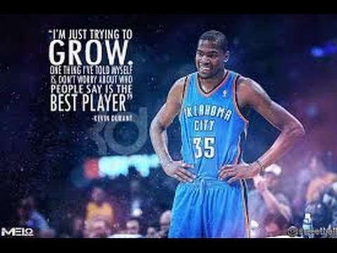 It took me a while to edit this Kevin Durant video and its really inspirational if you guys really enjoy this subscribe for more. Also please subscribe to my...