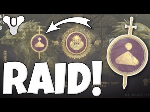 Destiny 2 BIG NEWS! - All New RAID Details! - DISAPPOINTING? - Raid Lair Activities & More!