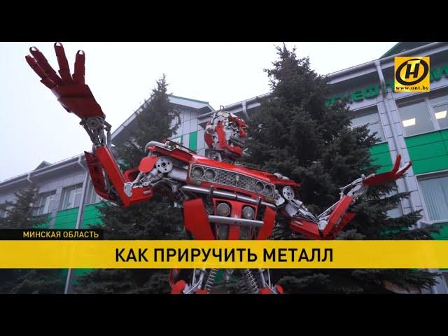 """Iron Man из """"Жигулей"""". Белорус собрал новый костюм для Тони Старка?"""