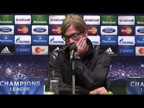 Borussia Dortmund - FC Arsenal: PK vor dem Spiel mit Klopp und Reus