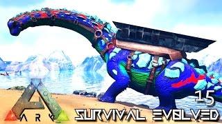 ARK: SURVIVAL EVOLVED - NEW TITANOSAUR TAMING & WYVERN EGGS !!! E15 (MODDED ARK PUGNACIA DINOS)