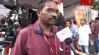 Akasathinte Niram - IFFK 2013 , Dr. Biju Kumar,Director