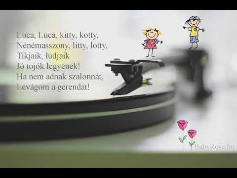 Luca, Luca, kitty, kotty