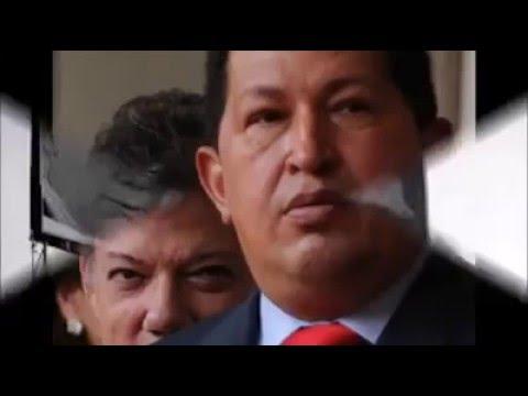 Juan Manuel Santos EL CAMALEON!!  Camarada Santiago????