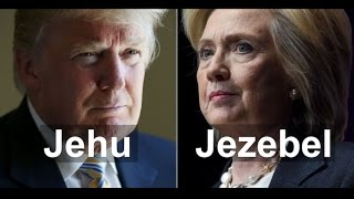 Is Hillary Going To Be Judged Like Jezebel By The Hand Of Trump? | Prophecy