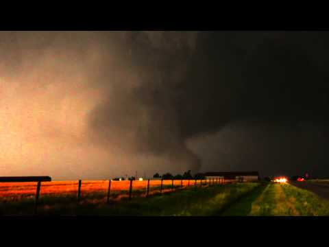 May 31 2013 El Reno OK Largest Tornado in US history