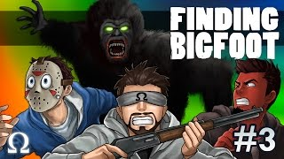 WE GOT HIM, BIGFOOT IS OURS! | Finding Bigfoot #3 Ft. Cartoonz, Delirious (MEGA EPISODE)