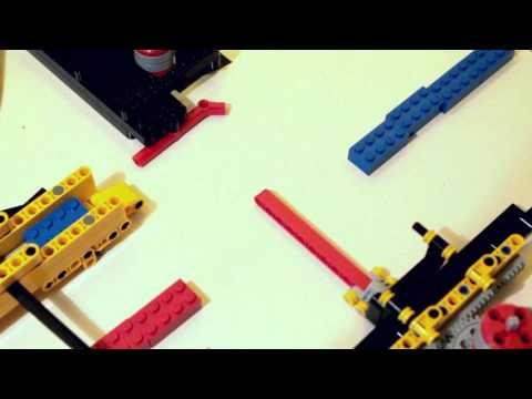 Lego Ev3 Brick Sorter Using Matlab And Machine Vision