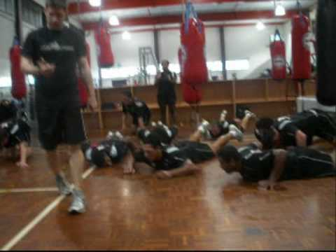 NRL Under 20 Teams Boxing