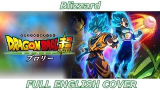 Blizzard Dragon Ball Super Broly Full English Feat Simpsonill