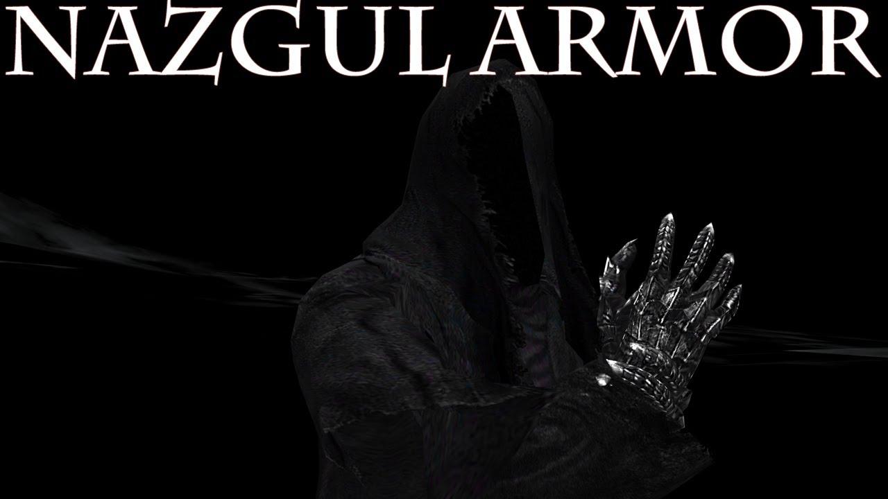 Nazgul Armor Skyrim Skyrim Nazgul Armor Set