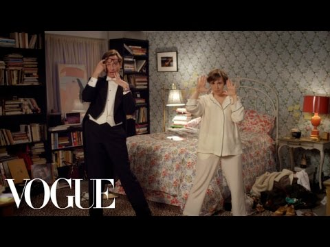 Vogue Original Shorts: Lena Dunham and Hamish Bowles star in