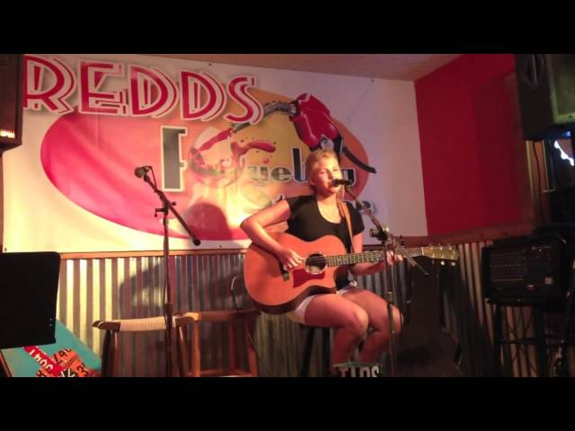 Embers by Lucy Scholl at Open Mic NIght Redds Fueling Station