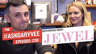 Jewel, Never Broken, Mental Health, Staying Happy & the Future of Music | #AskGaryVee 238