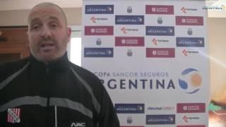 Mauro Laspada - DT de Sansinena (BB)