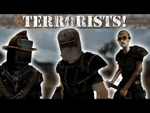 New Vegas Mods: Terrorists!
